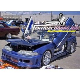 Acura Integra 1990-1993 3DR/4DR Vertical Lambo Door Conversion Kit. $995 | Lambo Doors | Pinterest | Vertical doors Custom cars and Dream cars  sc 1 st  Pinterest & Acura Integra 1990-1993 3DR/4DR Vertical Lambo Door Conversion Kit ...