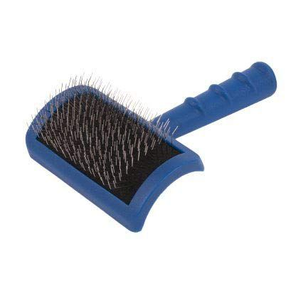 Show Tech Transgroom Tuffer Than Tangles Slicker Brush With Long Firm Pins Review Dog Brushing Brush Pet Groomers