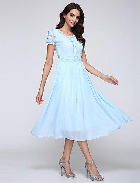 klänningar för kvinnor
