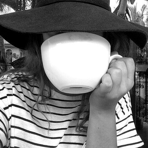 Tea or coffee - terrasse - café - bistrot