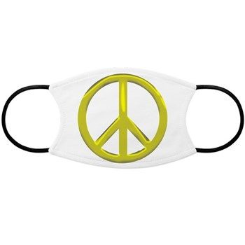 Peace Symbol Face Mask By World Peace Flags Cafepress In 2020 Face Mask Peace Symbol Peace Flag
