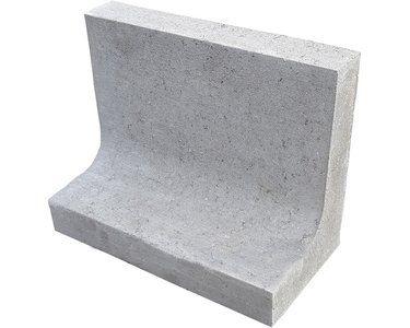 L Stein Unbewehrt Grau 30 Cm X 40 Cm X 20 Cm Kaufen Bei Obi L Stein Steine Mauersysteme