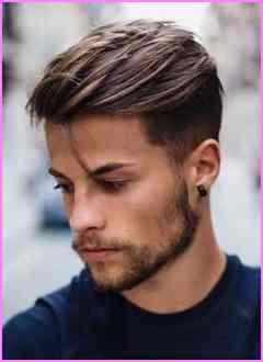 Trend Mannerfrisuren 2019 Mannerfrisuren Pinterest Hair Styles Friuense Mannerhaar Herrenfrisuren Haare Manner