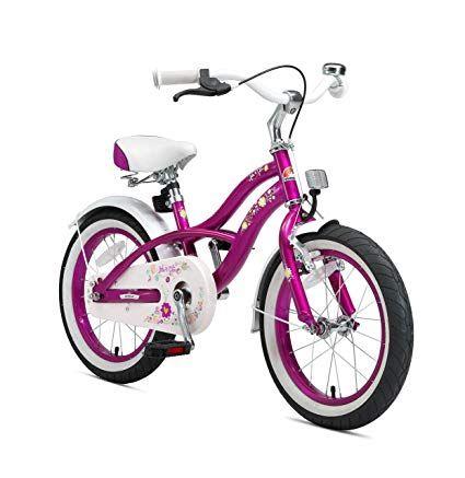 c1a17b1f98e Goplus 16   Freestyle Kids Bike Bicycle Children Boys   Girls w Training  Wheels White