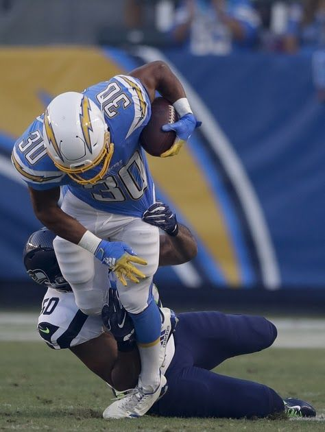 Costa Mesa Calif Ap With Los Angeles Chargers Running Back Melvin Gordon And The Front Office At An Impasse Over A New Justin Jackson Los Angeles Seahawks