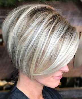 Hottest Short Bob Haircuts 2018 For Fine Hair Ucesy
