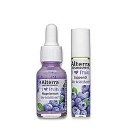 Alterra I Fruits Mit Bio Heidelbeere Trockene Lippen