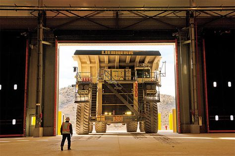 Cortez Gold Mine In Nevada Image Barrick Gold Paises