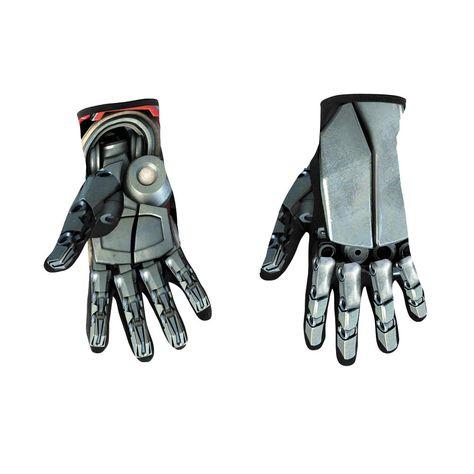 Transformers Optimus Prime Adult Gloves