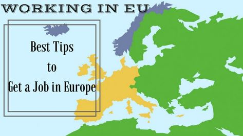 Working in EU u2013 9 Best Tips to Get a #Job in #Europe Career - politely turning down a job offer
