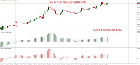 Two Macd Strategy Martingale Forex Trading Learning