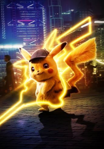 Detective pikachu pelicula completa en español latino