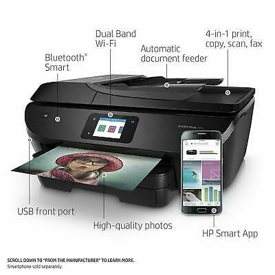 Ebay Link Ad Hp Envy Photo 7855 Wireless All In One Instant Ink Ready Printer New Sealed Photo Printer Wireless Printer Printer