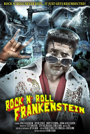 Rock N Roll Frankenstein B Movie Indie Film Review Rock N Roll