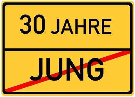 Lustiges Schild Zum 30 Geburtstag Geburtstag Geburtstag