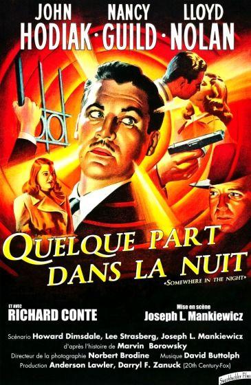 Quelque Part Dans La Nuit : quelque, Quelque, Movie, Posters,, Night, Film,