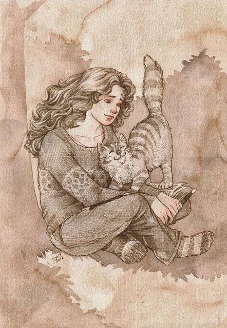 Soloillustratori: Goldseven (Jenny Dolfen)   Arte harry potter