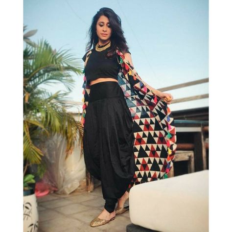 Black Reyon Cotton Trendy Shrug Suit by www mongoosekart com is part of Indian outfits - Black Reyon Cotton Trendy Shrug SuitBlack Reyon Cotton Trendy Shrug Suit Black Reyon Cotton Trendy 3 Piece Shrug SuitTopReyon CottonBottomReyon CottonShrugReyon