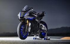 2018 Yamaha Yzf R1m Bike 4k Wallpaper Sepeda Motor Sport Sepeda Motor Harley Yamaha Yzf R1