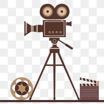 Grafico De Vetor De Camera In 2021 Camera Clip Art Film Equipment Camera Logos Design