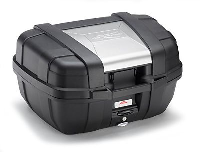 Advertisement Ebay Givi Kgr52 Garda Monokey Top Case 52 Litres Volume With Cover Made Of 10 Kg Motorcycle Accessories Garda Large Luggage