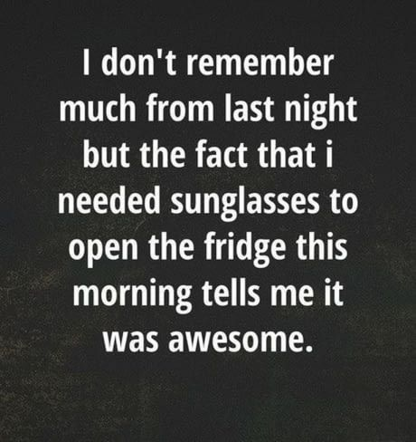 And Awesome It Was Funny Quotes Quotes Party Quotes