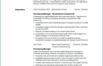 Resume For Office Jobs And Office Manager Job Description For