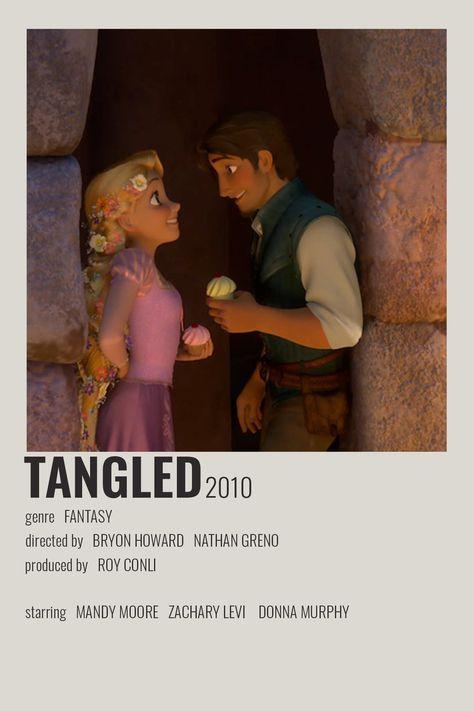 Tangled by cari