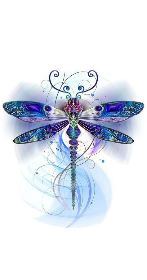 Download Dragonfly Wallpaper By Prankman93 B6 Free On Zedge
