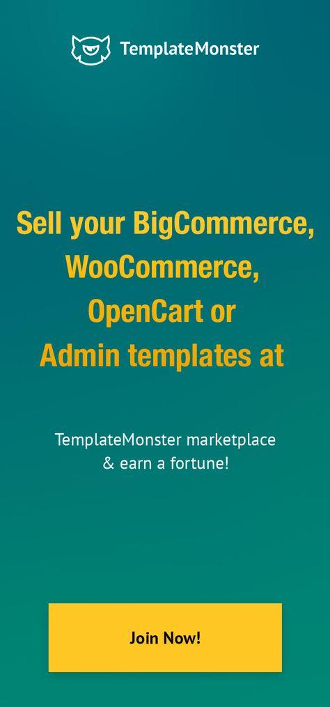 Vendor Headhunting Season. TemplateMonster Marketplace Offer You ...