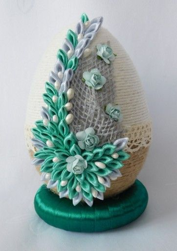 Piekne Jajko Pisanka Ozdoby Wielkanocne Rekodzielo 8857263519 Oficjalne Archiwum Allegro Easy Crafts For Teens Easter Crafts Crafts