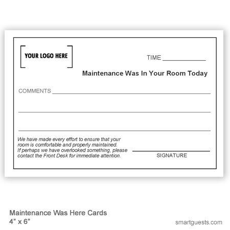 Maintenance Was Here Hotel Marketing Hotel Housekeeping Marketing