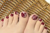 Like finger nail designs, toe nail art is also very popular among all of us. Nail art is further categorised according to the weather condition, event etc. Top 10 winter toe nail designs for this year are.