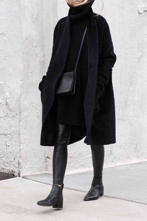 Zwarte items die je oneindig kan combineren - Scandi Style