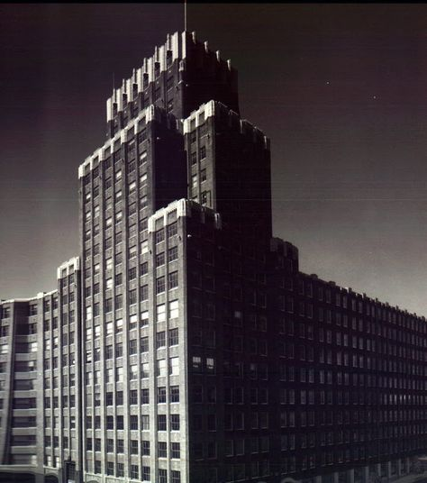 """The Robert A. Young Federal Building, sometimes referred to as the """"RAY"""" building, stands 20 stories tall and provides functional office space for many federal agencies.  Built in 1931, the building was originally a warehouse for the Terminal Railroad Association of St. Louis before the federal government acquired it in 1941."""