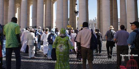 Petersdom, Vatikan und Vatikanische Museen