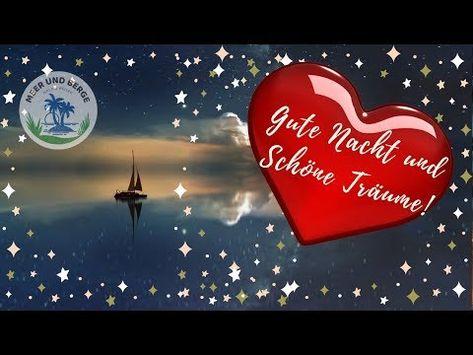 ✨Gute Nacht und Schöne Träume - Gute Nacht mein Schatz - YouTube