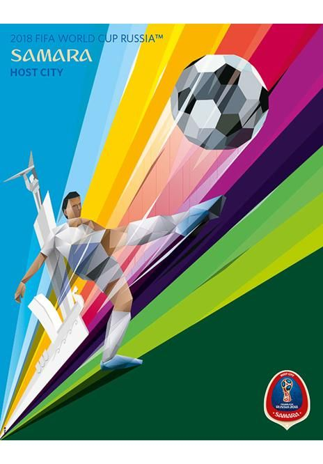 Fifa World Cup 2018 Russia Official Host City Poster Kaliningrad Sports Endeavors Sports Poster Warehouse World Cup Fifa Poster Fifa World Cup