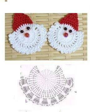 Boite a serviettes Noel - Les créations de Salvina