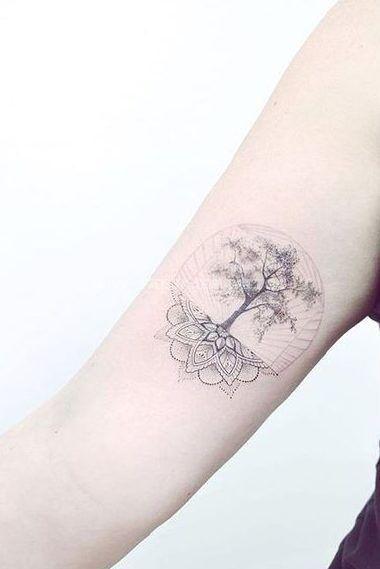 Los 70 Mejores Tatuajes Del Arbol De La Vida De Internet Y Su Significado Ideas Para Tu Tattoo Life Tattoos Tattoos Tree Of Life Tattoo