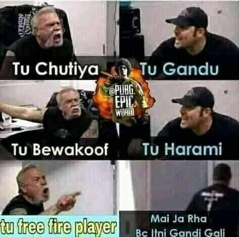 Free Fire Gali