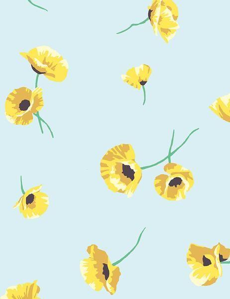 Poppy by Nathan Turner - Sky - Wallshoppe