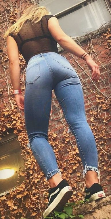 All in the jeans