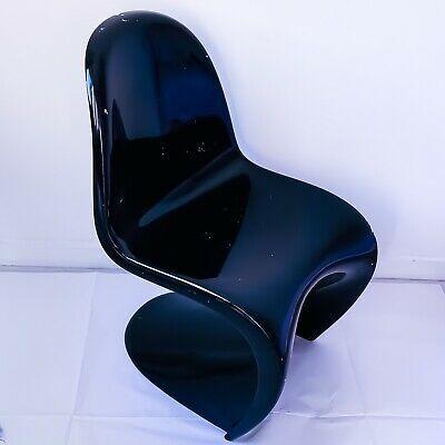 Sedie Pieghevoli Pantone Prezzo.Dettagli Su Sedia Vintage Panton Chair 2 Serie 1968 1971 Schiuma
