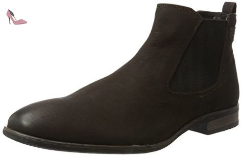 311230023000, Derby Homme, Marron (Brown 6000), 44 EUBugatti