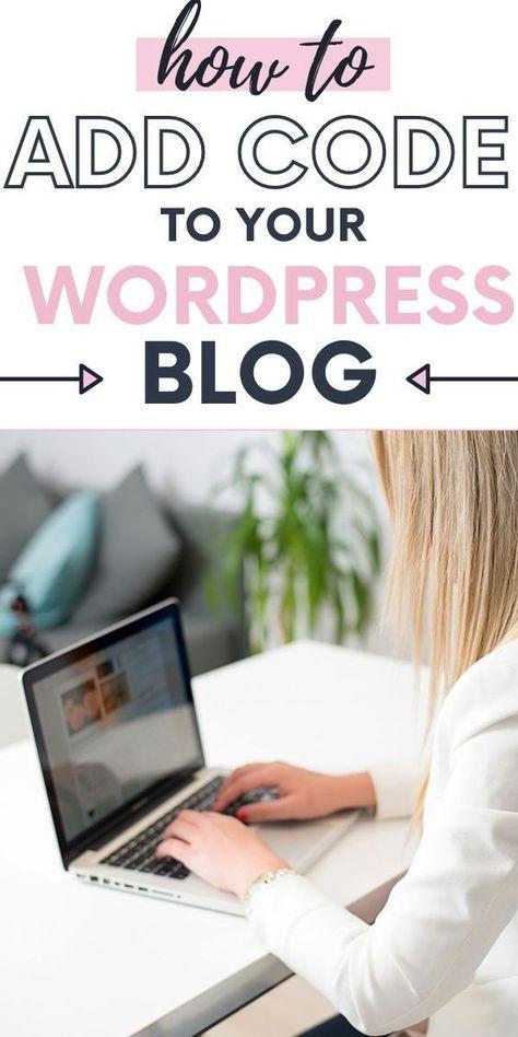 How To Add Custom Code To Your WordPress Website (3 Quick Methods)