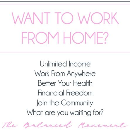 Want To Work From Home Do You Want The Freedom To Work From Anywhere Join The Movement And Have Acces Women Encouragement Financial Freedom Working From Home