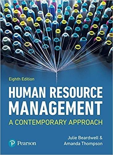 Human Resource Management A Contemporary Approach 8th Edition Pdf Version Human Resources Human Resource Management Management Information Systems