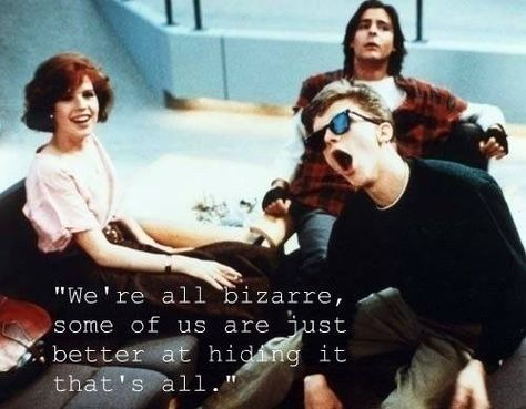 healing myths in the breakfast club The characters in the breakfast club were originally presented as caricatures: a brain, (brian johnson played by anthony michael hall), an athlete (andrew clark played by emilio estevez), a basket case (allison reynolds played by ally sheedy), a princess, (claire standish played by molly ringwald) and a.