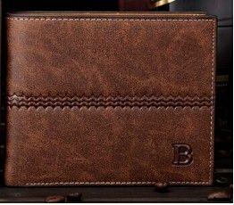 Pánská stylová peněženka Bogesi hnědá – pánská peněženka Na tento produkt  se vztahuje nejen zajímavá sleva fb98626608